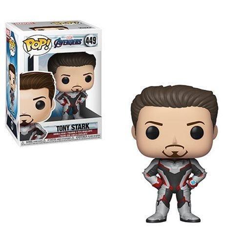 Funko Pop Tony Stark 449 Avengers End Game
