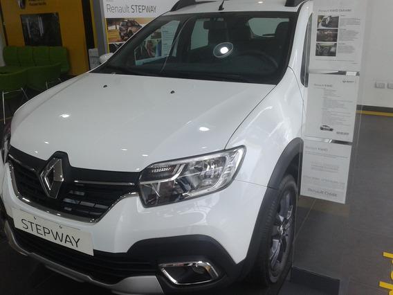 Nuevo Renault Stepway Intens Cvt 2020 Okm