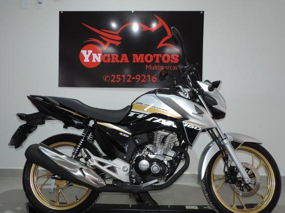 Honda Cg 160 Titan 25a 2019