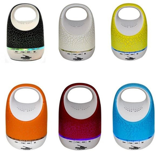 Mini Caixa De Som Bluetooth D-bh 1039