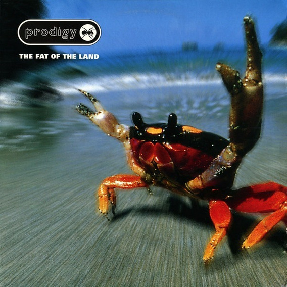 Cd Prodigy - The Fat Of The Land