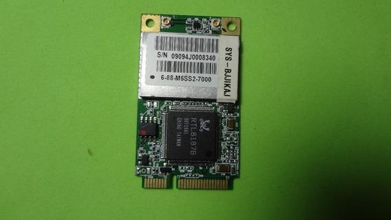 Placa Wifi Wireless Notebook Toshiba Satellite M305d - S4830