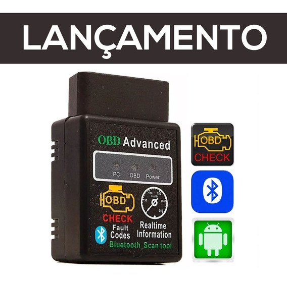 Scanner Automotivo Bt Obd2 Ford Ecosport