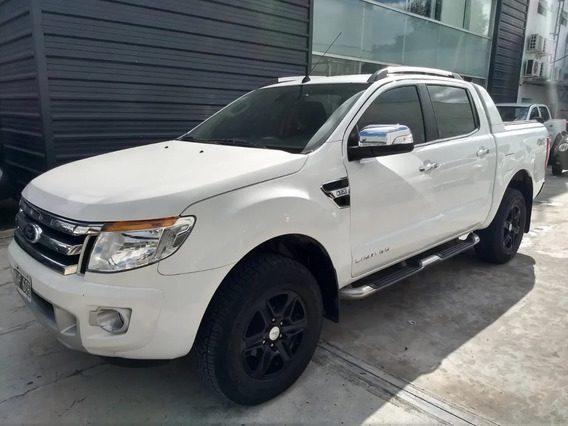 Ford Ranger 3.2 Cd 4x4 Limited Tdci 200cv