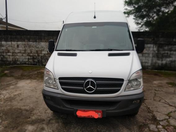 Mercedes Van Teto Alto