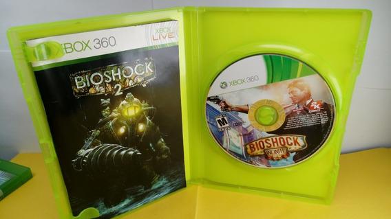 Jogo Original Bioshock Infinite Xbox 360 Xbox360 Barato Live