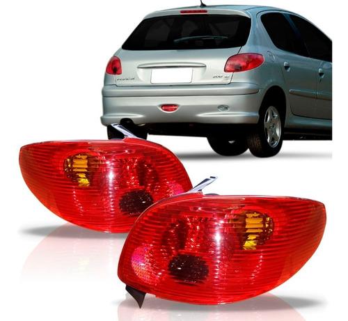 Lanterna Peugeot 206 1998 1999 2000 2001 2002 2003