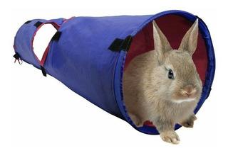 Tunel Para Conejos, Cuyes, Hurones