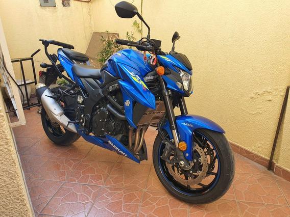 V/c Suzuki Gsxs 750cc Impecable Para Exigentes