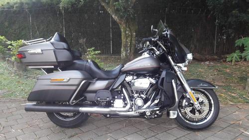 Harley Davidson Ultra Limited 114 2019