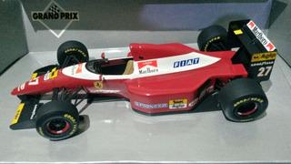 Miniatura 1/18 Minichamps F1 Ferrari F93a Jean Alesi 1993