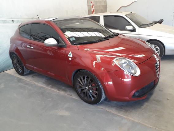 Alfa Romeo Mito 1.4 Tbi Quadrifoglio Verde 2012