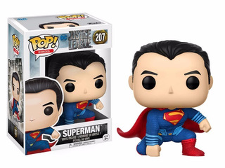 Pop! Heroes: Justice League - Superman - Nuevo - Blue Marble
