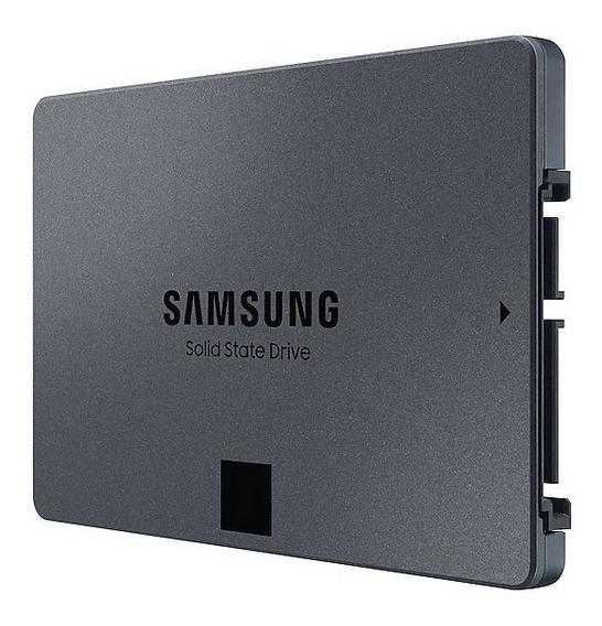Hd Ssd 1tb Samsung 860 Qvo 3d V-nan Sata3 6gb/s 2.5 550mb/s