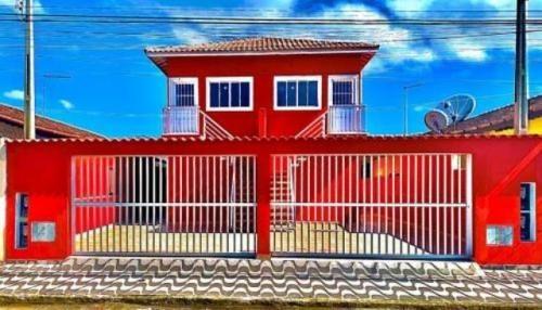 Casa Sobreposta Em Itanhaém - 6375