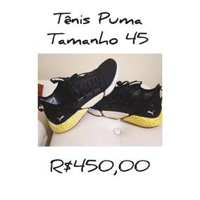 Vendo Tênis Puma, Importado , Tamanho 45