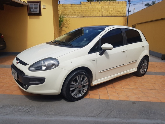 Fiat Punto 1.8 16v Sporting Flex Dualogic 5p 2013