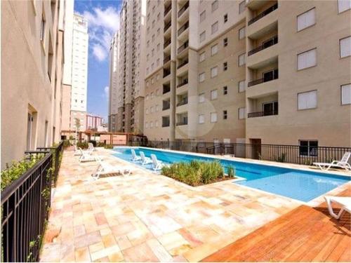 Lindo Apto Condominio Fatto - S.b.campo - Apartamento Com 03 Dormitórios Sendo 01 Suíte - 373-im443558