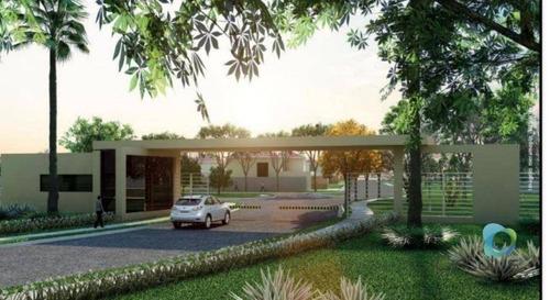 Imagem 1 de 2 de Terreno À Venda, 466 M²  - Condomínio Residencial Portal Da Mata - Ribeirão Preto/sp - Te1576