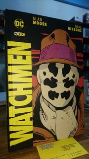 Watchmen Por Alan Moore Y Dave Gibbons