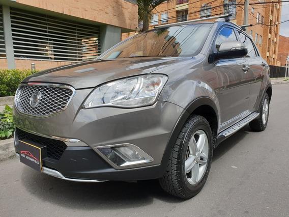 Ssangyong Korando 2.000cc Diesel M/t C/a 2013