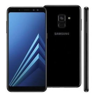 Samsung Galaxy A8 Plus Sm-a730f, Octa Core 2.2ghz Preto