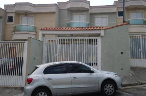 Sobrado Com 2 Dormitórios À Venda, 65 M² Por R$ 340.000,00 - Patriarca (zona Leste) - São Paulo/sp - So2962