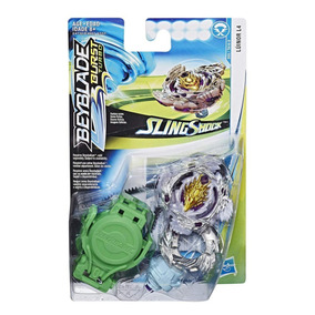 Beyblade Burst Turbo Slingshock Lunior L4