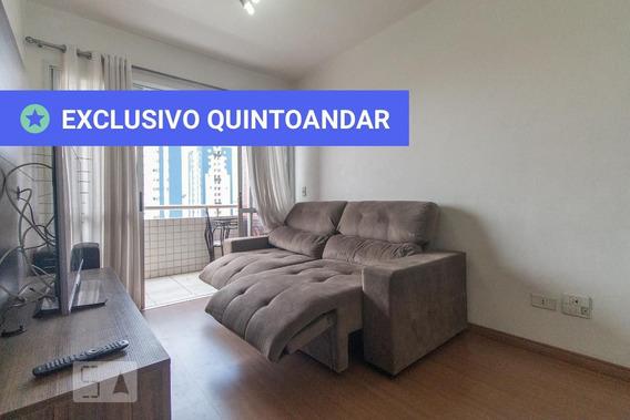 Apartamento No 6º Andar Mobiliado Com 2 Dormitórios E 1 Garagem - Id: 892972352 - 272352
