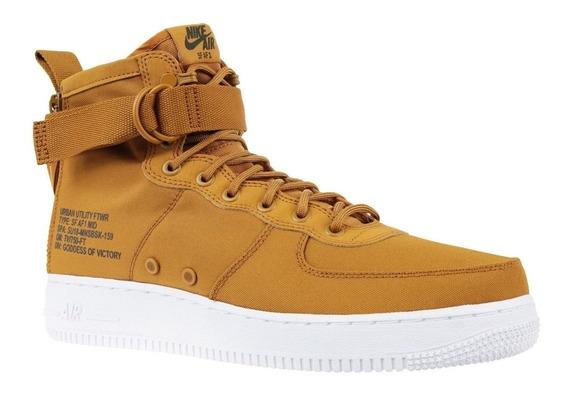 Nike Sf Af1 Mid, 917753 700, Nuevo Original Envio Gratis.