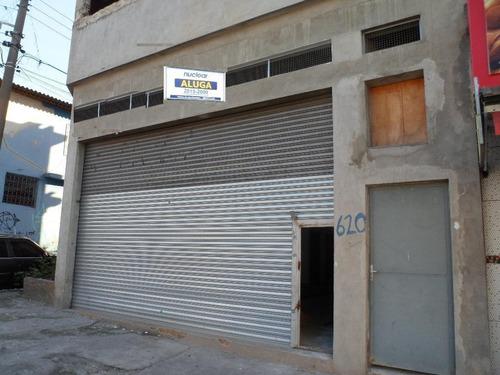 Salão Comercial Para Locação, São Mateus, São Paulo. - Sl0372