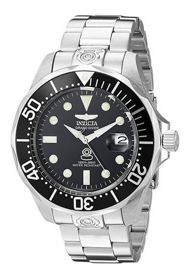 Reloj Invicta 3044 Automatico Hombre Grand Diver Ac-inoxidab