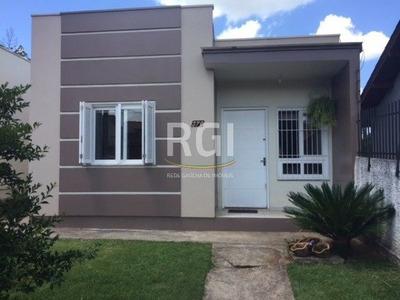 Casa Em Arroio Da Manteiga Com 2 Dormitórios - Vr28436