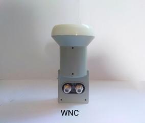 Kit Com 5 Lnb Simples E 5 Lnb Duplo Universal