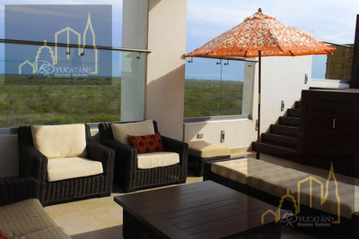Penthouse Amueblado Yucatan Country Club