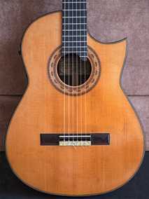 Violão Luthier Antônio De Pádua Gomide