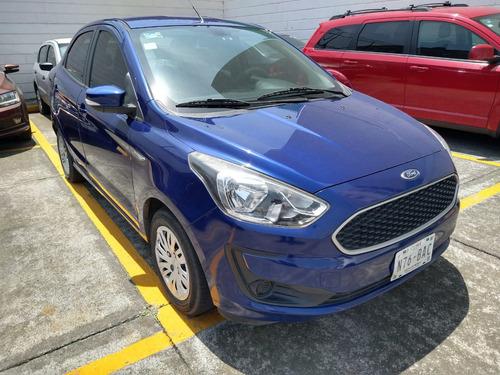Imagen 1 de 14 de Ford Figo 2019