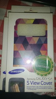 Capa Cover S View Galaxy S4