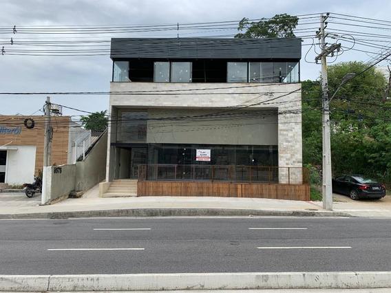 Loja Em Itaipu, Niterói/rj De 480m² Para Locação R$ 14.000,00/mes - Lo210578