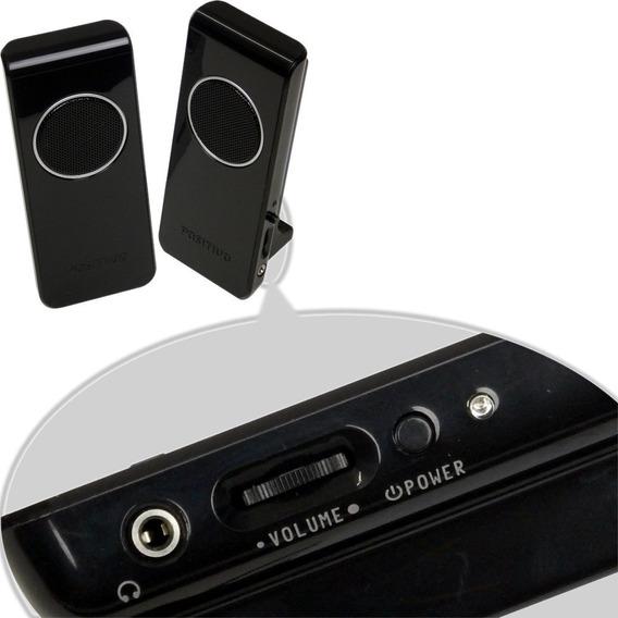 Speaker Caixa De Som Positivo Para Computadores E Outros.