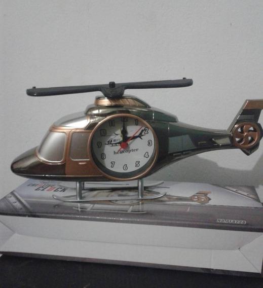 Relógio Helicópetro
