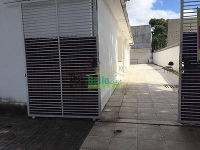 Casa Comercial Para Venda E Locação, Boa Vista, Recife. - Ca0099