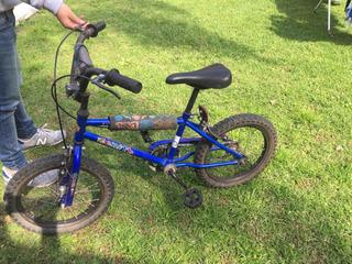 Bicicleta Rodado 16. Zenith