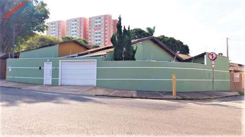 Casa A Venda No Bairro Jardim São Carlos Em Sorocaba - Sp.  - Ca 134-1