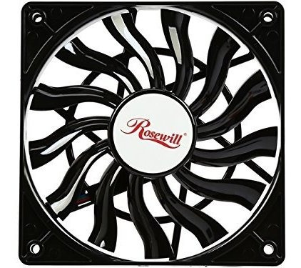 Ventilador Ultra Slim Case Fan 120mm Case Fan With Long Life