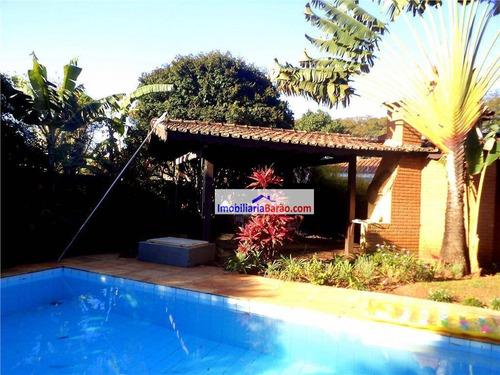 Casa Com 4 Dormitórios À Venda, 326 M² Por R$ 1.250.000,00 - Cidade Universitária - Campinas/sp - Ca0626