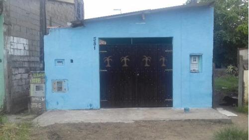 Casa Próxima Da Rodovia No Umuarama Em Itanhaém - 2563 | Npc