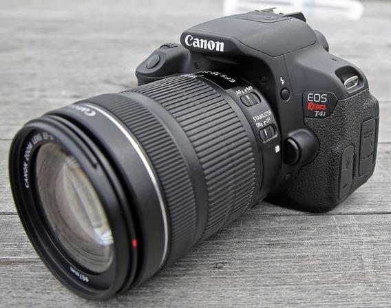 Canon Eos 650d / Rebel T4i