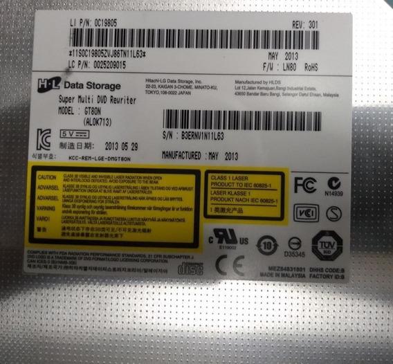 Gravador Cd/dvd-rw Sata Lenovo G470 G475 G480 G485 - Gt33n