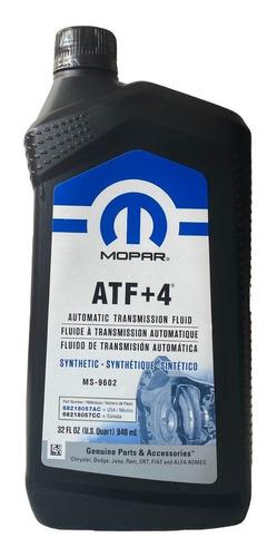 Aceite Atf 4 Mopar Cajas Automaticas Jeep Somos Tienda